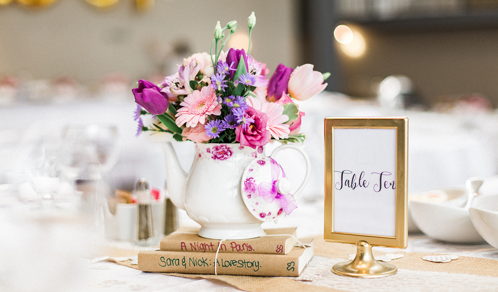 Jesseka Melanie Photography | Bridal Shower Photography