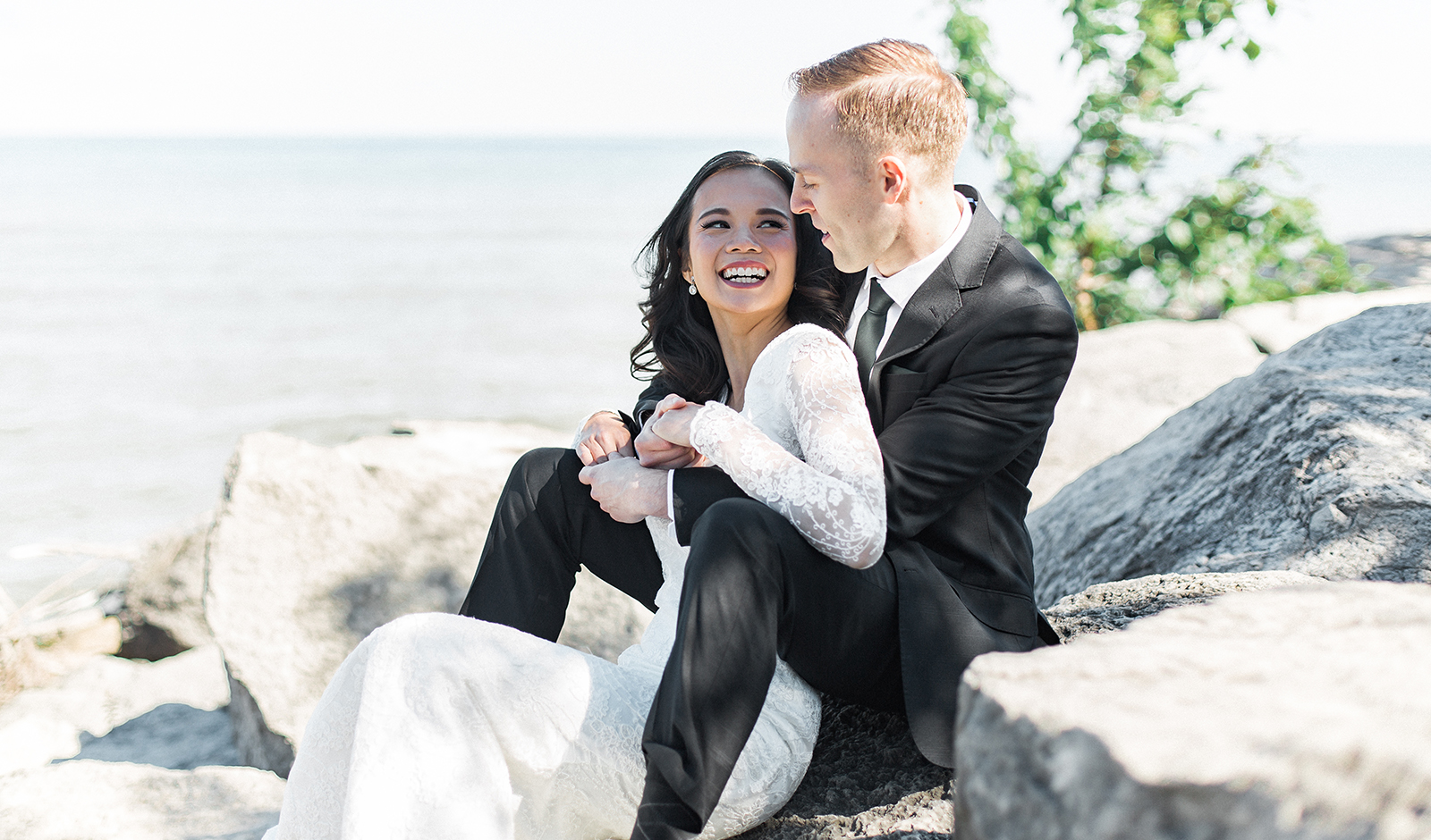 Jesseka Melanie Photography | Scarborough Bluffs Wedding Photographer