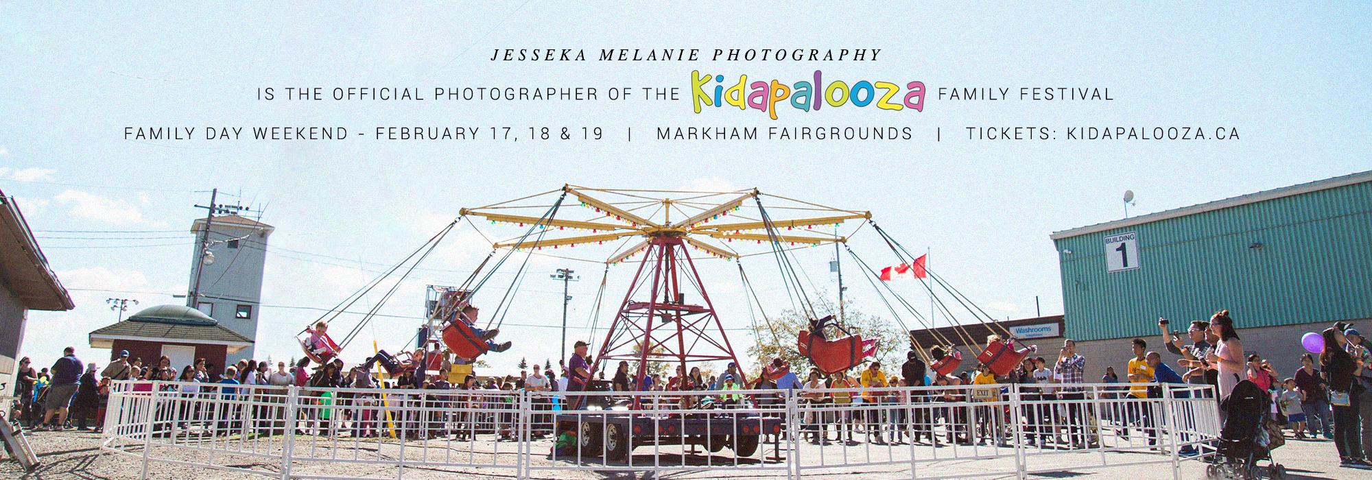 Jesseka Melanie Photography | Photography Sponsor of Kidapalooza